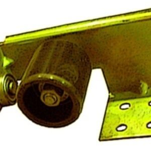 Кронштейн с опорным роликом правый F.07 LE6 ЛАТРЭС