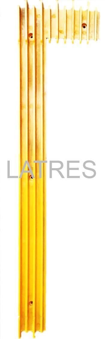 Демаркационная линия ступени левая сторона (3вариант) С.11-7 эскалатора ЛАТРЭС LE6