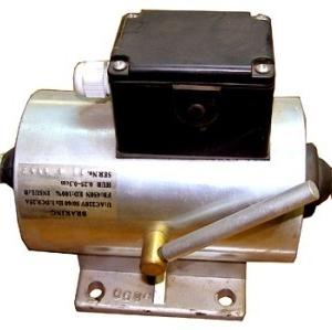 Электромагнит рабочего тормоза А.02 эскалатора, траволатора LE6 ЛАТРЭС