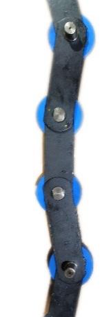 С.05EP тяговая цепь ступеней ЭП30-51М